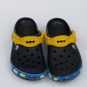 Crocs Kids Batman Size 12/13